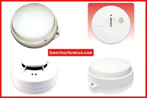 Các loại đầu báo cháy Formosa và nguyên lý hoạt động