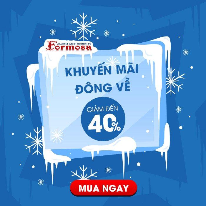 Khuyến mại mùa đông giảm giá 40% bảo dưỡng thiết bị báo cháy Formosa thumbnail