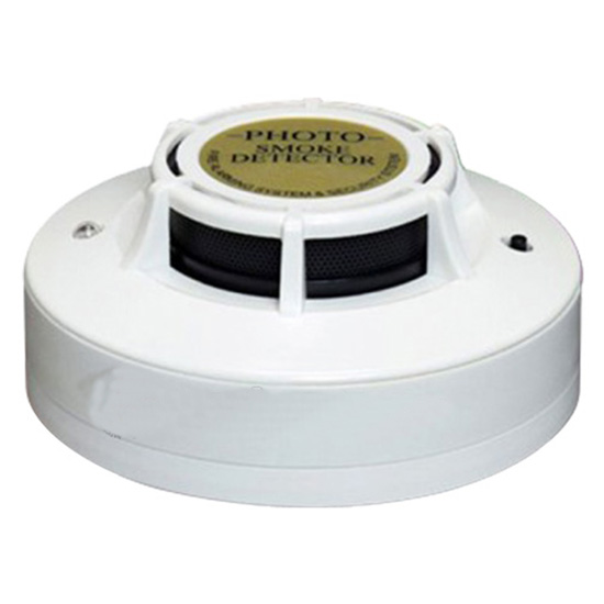 Đầu báo khói kèm đế 12V Formosa FMD-602 có đèn chớp
